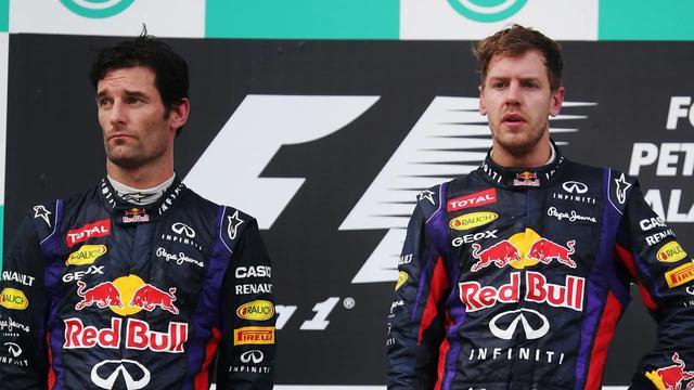维特尔:顺从法拉利车队指令 F1是集体运动