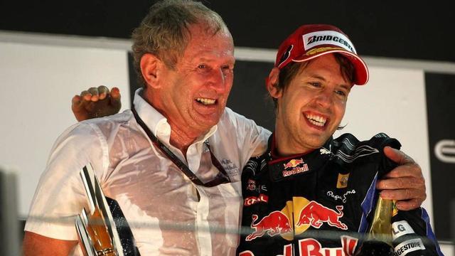 维特尔:顺从法拉利车队指令 F1是团体运动
