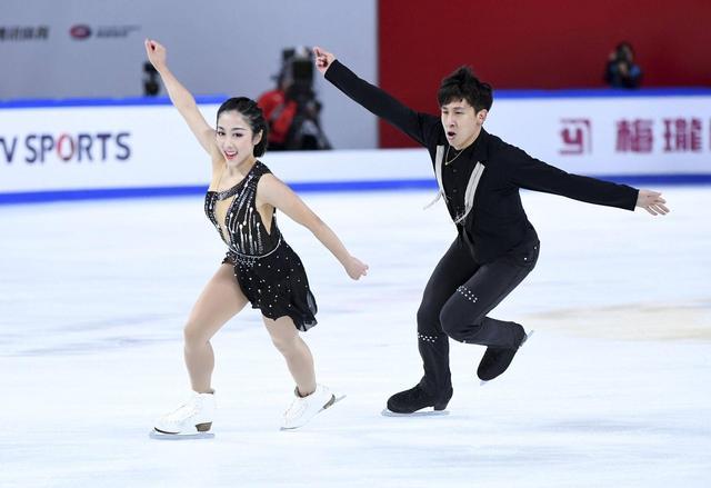 花样滑冰总决赛冠军预测:陈巍女